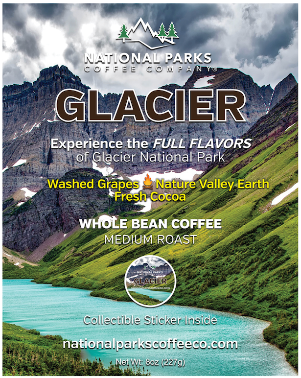 Glacier Coffee Whole Bean