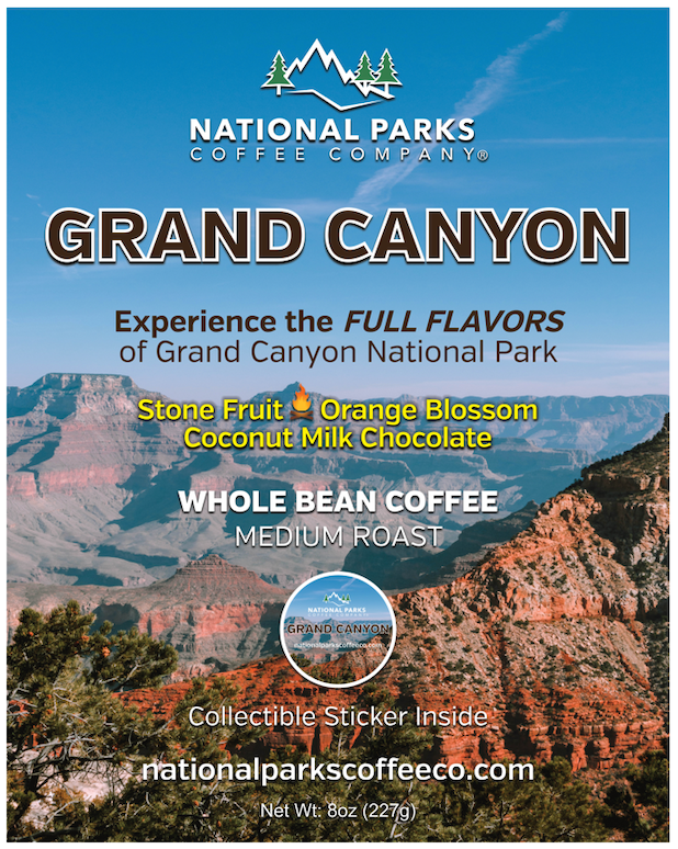Grand Canyon Coffee Whole Bean