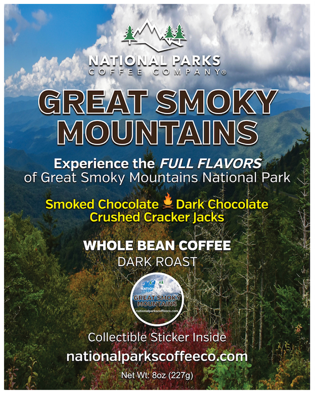 Great Smoky Mountains Coffee Whole Bean