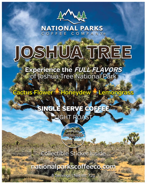 Joshua Tree Coffee Single Serve