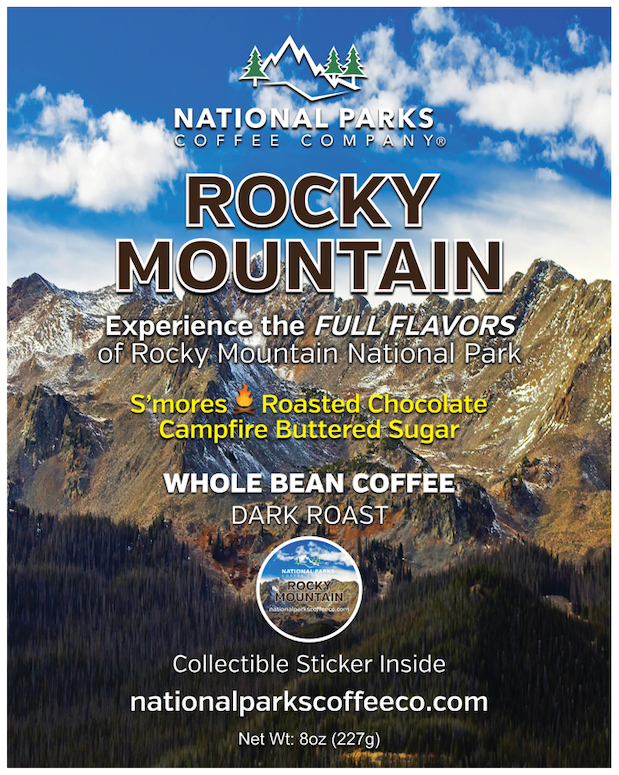 Rocky Mountain Coffee Whole Bean