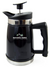 French Press Insulated Carafe with Bru-Stop™ 20 fl.oz Obsidian Black