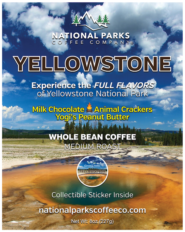 Yellowstone Coffee Whole Bean