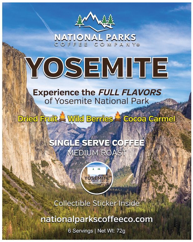 Yosemite Coffee Single Serve