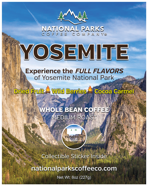 Yosemite Coffee Whole Bean