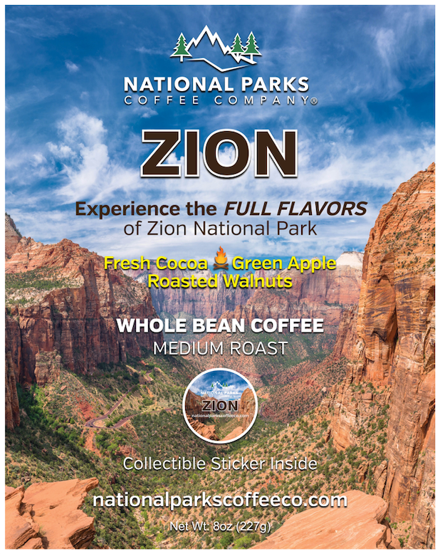 Zion Coffee Whole Bean