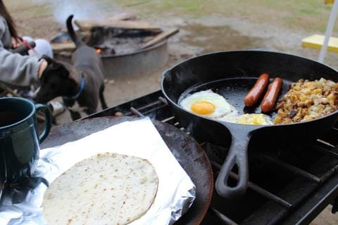 How to Plan a Zero Waste Camping Trip