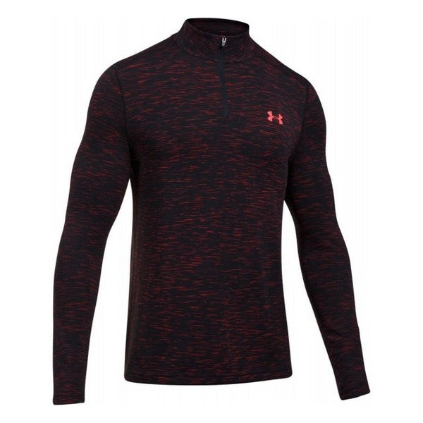 T-shirt med lång ärm Herr Under Armour 1298911-963 Svart - Decorema