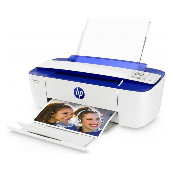 Multifunktionsskrivare HP DeskJet 3750 1200 px WiFi USB Vit - Decorema