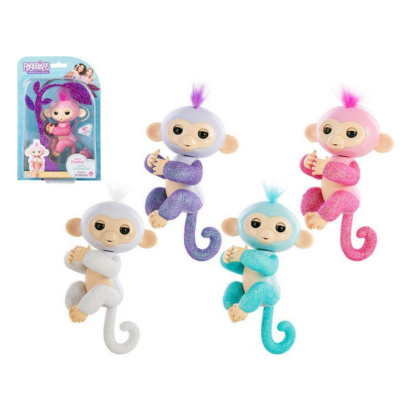 Figur Monkey Fingerlings 117603 - Decorema