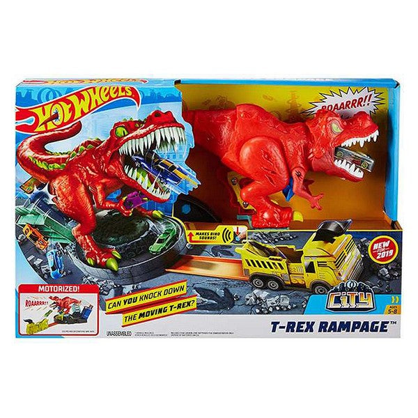 Bana Kastare T-Rex Rampage Hot Wheels