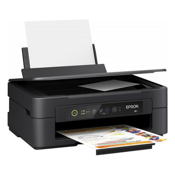 Multifunktionsskrivare Epson Expression Home XP-2100 27 ppm WiFi Svart - Decorema