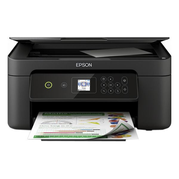 Multifunktionsskrivare Epson Expression Home XP-3100 15-33 ppm LCD WiFi Svart