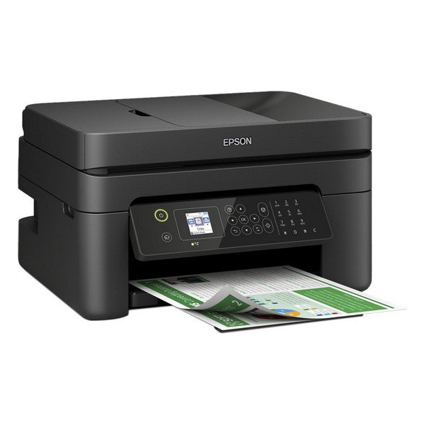 Multifunktionsskrivare Epson WorkForce WF-2830DWF 33 ppm WiFi Fax Svart