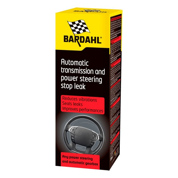 Power Steering Leak Cover Bardahl (300ml) - Decorema