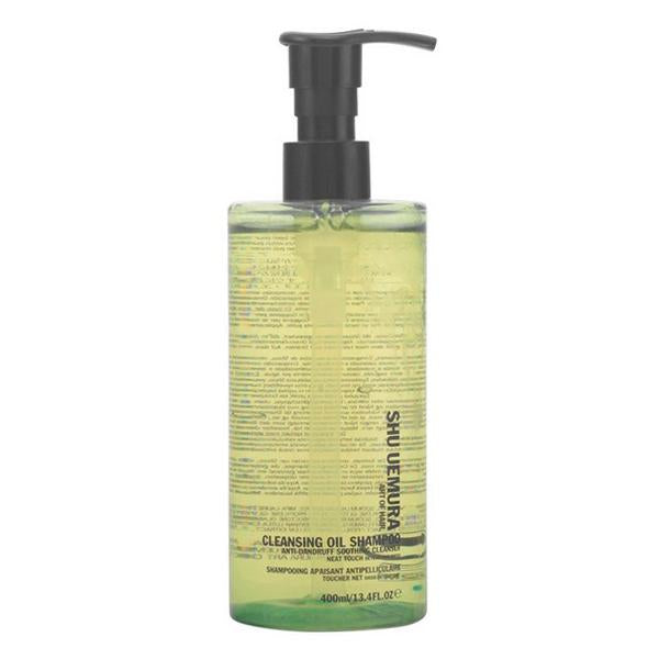 Anti-mjäll schampo Cleansing Oil Shu Uemura (400 ml) - Decorema