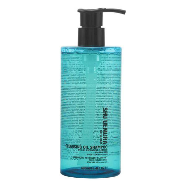 Anti-fett schampo Cleansing Oil Shu Uemura (400 ml) - Decorema