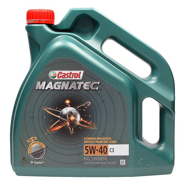 Engine Lubricating Oil Castrol Magnatec (4L) - Decorema