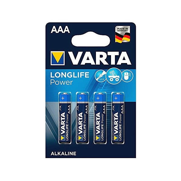 Batterier Varta HIGH ENERGY AAA (10 pcs) - Decorema