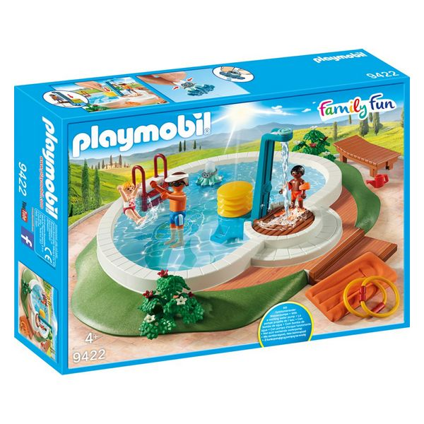 Figur Family Fun Pool Playmobil 9422 - Decorema