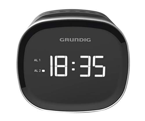 Klockradio Grundig SCN 230 LED AM/FM 1,5 W - Decorema