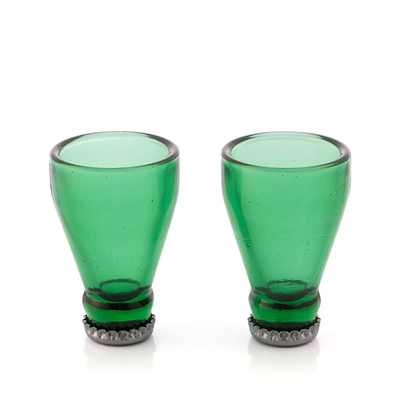 Set med snapsglas Beer (2 St) - Decorema