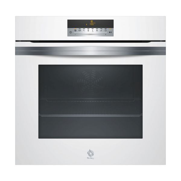Pyrolytic oven Balay 3HB5888B0 71 L Aqualisis Touch Control 3600W White