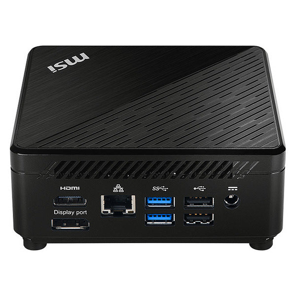 Mini PC MSI Cubi 5 10M-035EU i5-10210U 8 GB RAM 256 GB SSD Svart - Decorema
