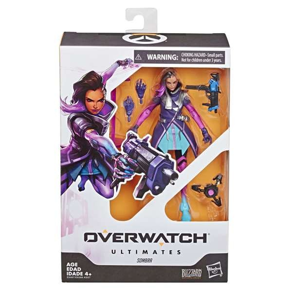Actionfigurer Overwatch Hasbro (30 cm) - Decorema
