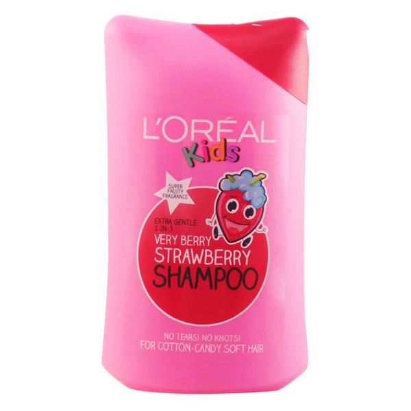 Barnschampo Kids L'Oreal Make Up (250 ml) Jordgubbe