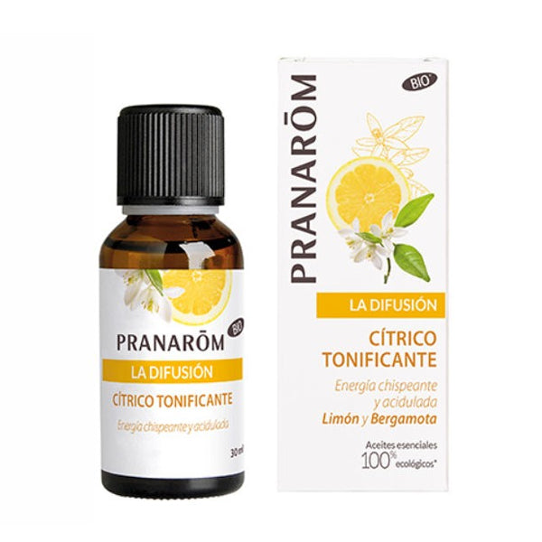 Eterisk olja Citric Pranarôm (30 ml) - Decorema