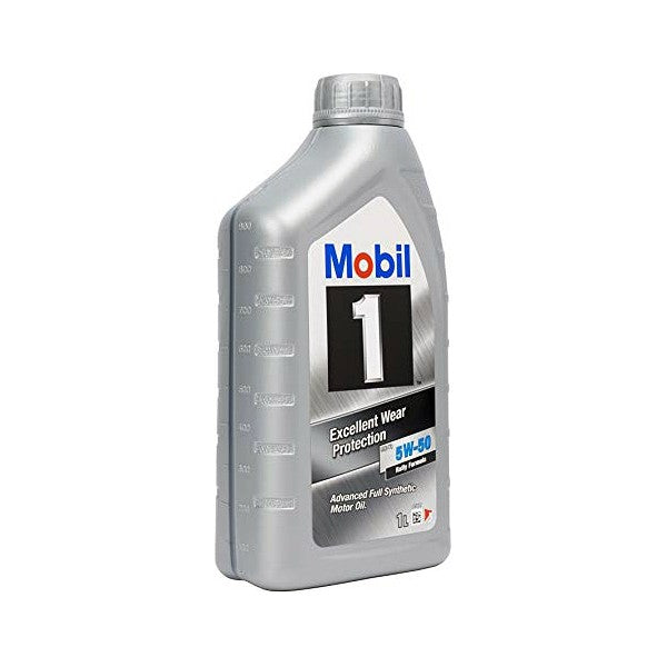 Engine Lubricating Oil Mobil 1 FSX 5W50 (1L) - Decorema
