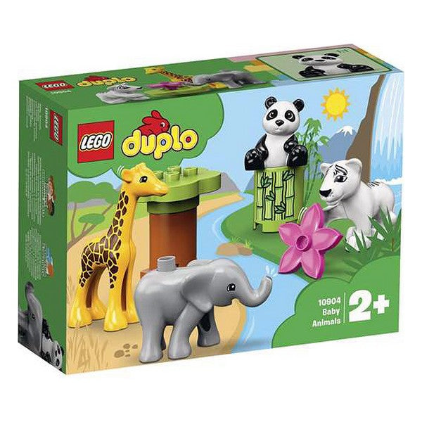 Playset Duplo Animals Zoo Lego 10904 - Decorema
