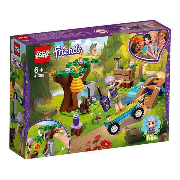 Playset Friends Mia's Forest Adventure Lego 41363 - Decorema