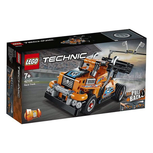 Playset Technic Race Truck Lego 42104 - Decorema