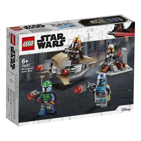 Playset Star Wars Madalorian Battlepack Lego 75267 - Decorema