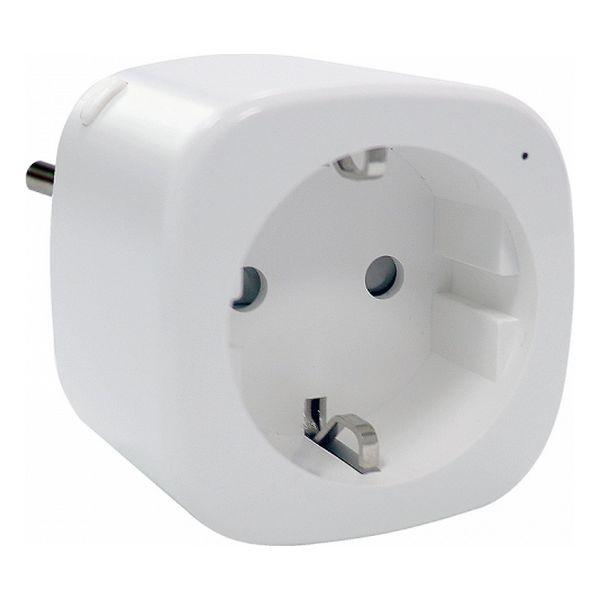 Plug Adapter Denver Electronics 118141100000 Vit - Decorema