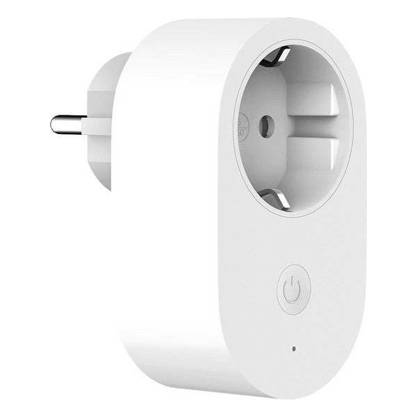 Smartkontakt OR: Intelligent Kontakt Xiaomi Mi Smart Power Plug 220-240V Vit - Decorema