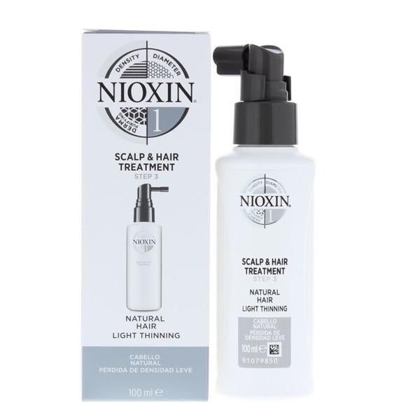 Stärkande behandling Nioxin (100 ml)