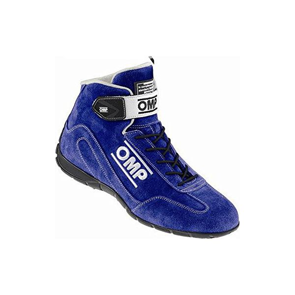 Racing boots OMP CO-Driver Blå (Storlek 42) - Decorema