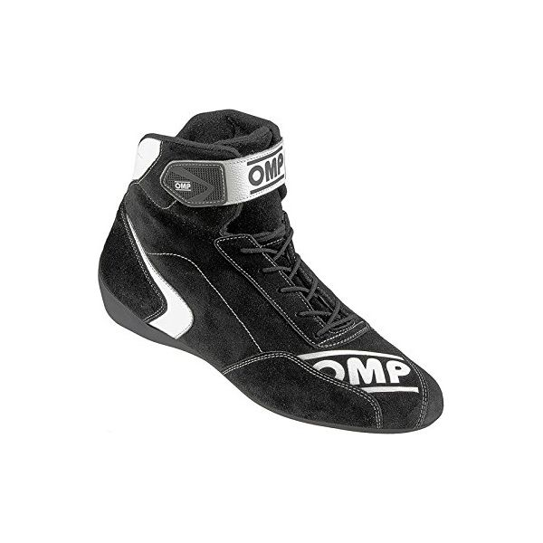 Racing boots OMP First-S Svart (Storlek 40) - Decorema
