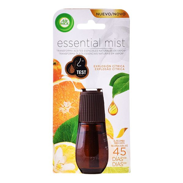 Refill Till Luftfräschare Essential Mist Citrico Air Wick (20 ml) - Decorema
