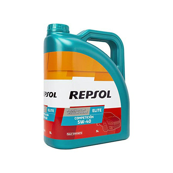 Engine Lubricating Oil Oil Repsol ELITE COMP 5W40 (5L) - Decorema