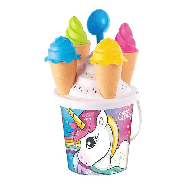 Strandleksaker set Ice Cream Unicorn Unice Toys - Decorema