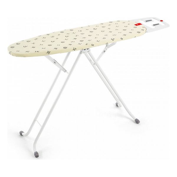 Ironing board Rayen 6054.01 White (112 x 40 cm)