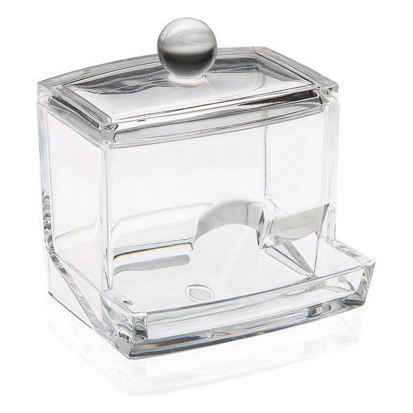 Box polystyren Transparent - Decorema