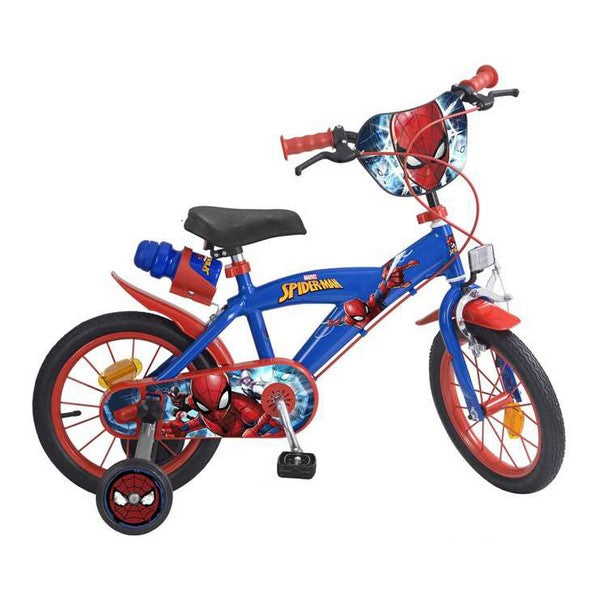 "Barncykel Spiderman Toimsa (14"") - Decorema"