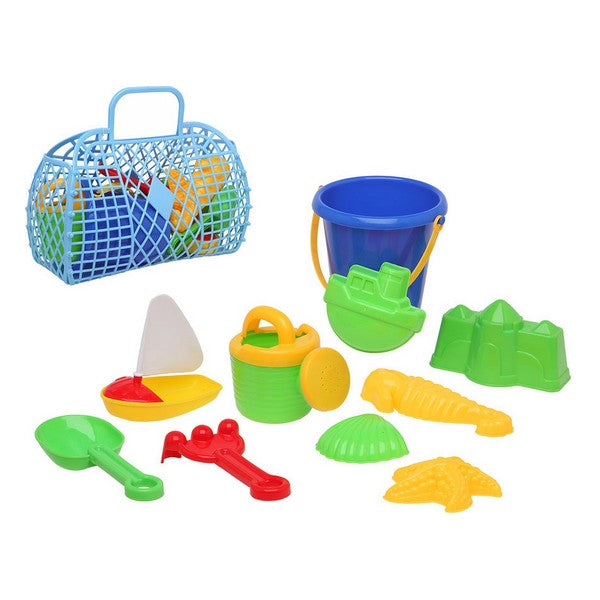 Strandleksaker set (10 pcs) - Decorema