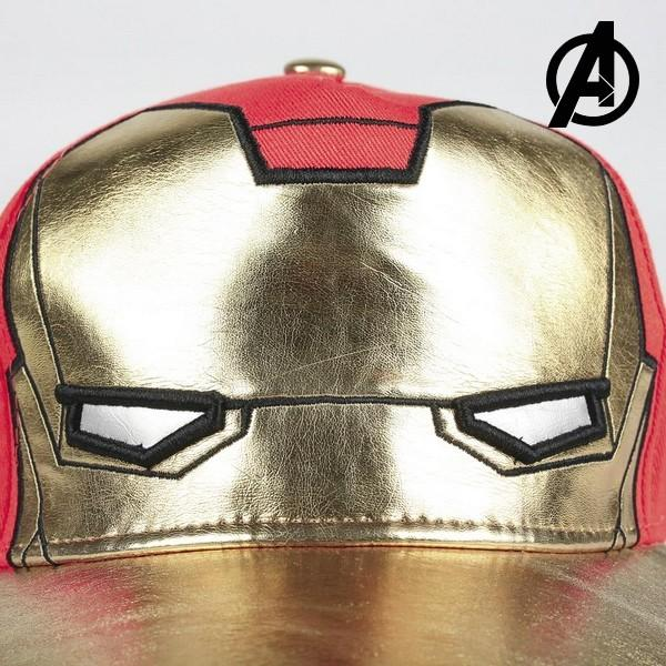 Barnkeps Ironman The Avengers 77655 (53 cm)