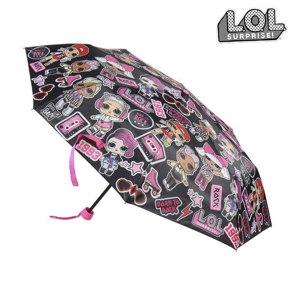 Foldable umbrella LOL Surprise! (ø 50 cm)
